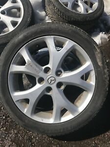 Mazda Rims and tires!
