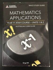 Atar maths in western australia textbooks gumtree australia free atar maths in western australia textbooks gumtree australia free local classifieds fandeluxe Gallery