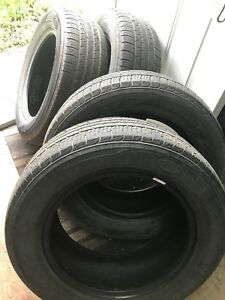 225/60 R16   Full Set of Goodyear Assurance All-Season Tires