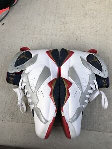 Air Jordan Olympic 7s size 8.5