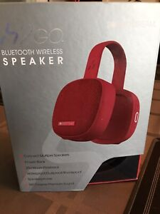 New H2GO Bluetooth Wireless Speakers
