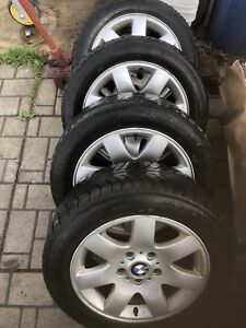 4 mags 16'' BMW serie 3