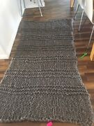 Chunky Cable knit throw Heathridge Joondalup Area Preview