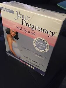 NEW BBC Audio Your Pregnancy Week by Week 18 CD Set