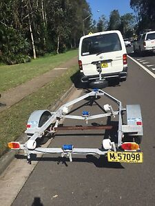 Tinny Boat Trailer up to 4m Balgowlah Manly Area Preview