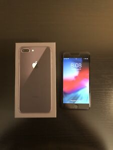 iPhone 8 Plus - Mint Condition - Space Grey