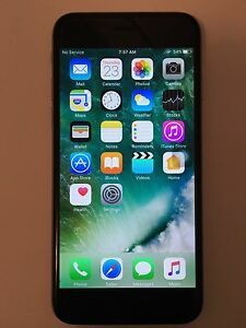 Iphone 6 Gray 128Gb Unlocked