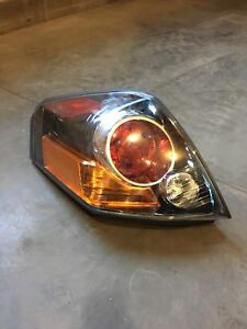Rear Passenger Side Tail Light. 2012 Nissan Altima 2.5 SL