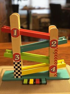 Drop and Go Ramp Racer