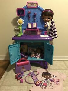 Doc McStuffins toy lot
