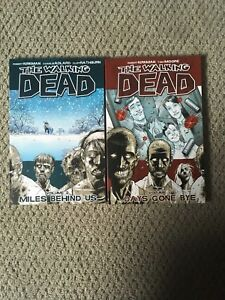 The Walking Dead graphic novels
