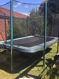 Rectangle Trampoline Gumtree Australia Free Local