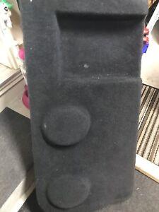 2008-2013 JL Audio GM stealthbox [ no subs ]