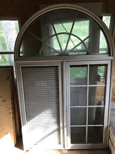 Beautiful 6'6 rounded top window *BRAND NEW*