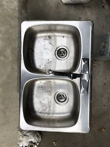 Stainless steel sink FREE
