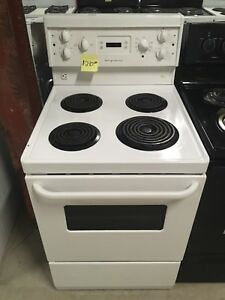 "24"" frigidaire coil top stove"