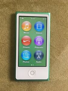 iPod Nano 7th Generation 16 MB