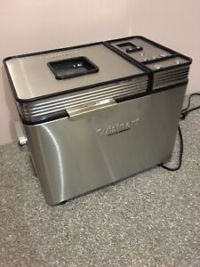 Stainless Steel Cuisinart 2lb Convection Bread Maker