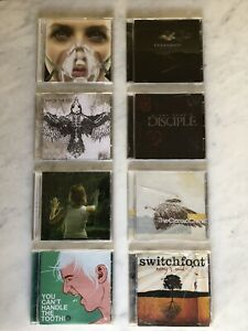 Christian Metal / Alternative Music Collection Sydney City Inner Sydney Preview