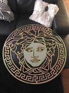 Solid metal Medusa head (Versace) wall piece Caboolture Caboolture Area Preview