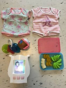 American Girl Bitty Baby Set