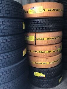 11R22.5 ou 315/80R22.5 traction gt296