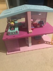Shopkin Happy House Mansion with accessories