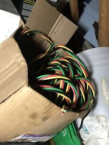 Well pump power cable