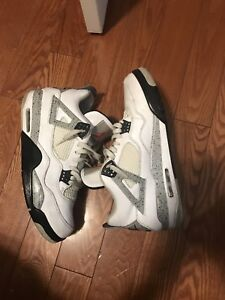 Cement 4s size 12