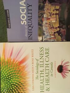 Sociology textbooks for Trent students