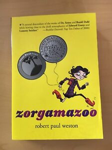 "Author signed ""Zorgamazoo"""