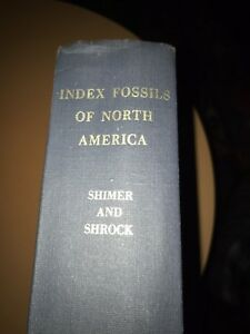 Index fossils of North America 10th edition
