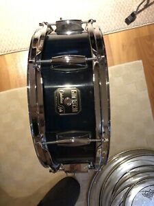 Gretsch Catalina,  Ludwig piccolo snares w reg, hi stands