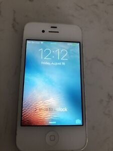 iPhone 4S - NEGOTIABLE