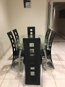 Dining set (7 pieces) Taylors Hill Melton Area Preview