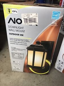 2 Noma Outdoor Lights For Sale BNIB