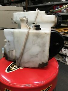 Ski-Doo RT Chassis Complete Oil Tank