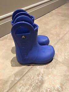 Crocs boots size children's 8