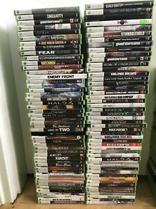 98 Xbox 360 Games for Sale