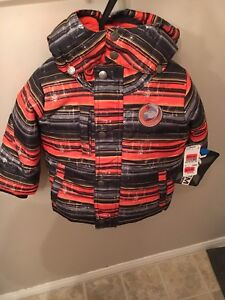 24 month snowsuit(with snow pants) Brand new