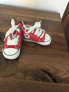 Converse Baby Chuck Taylor First Star High Top Shoes