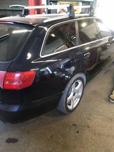 2007 Audi A6 avant-
