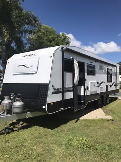 A BRAND NEW! INFINITY SCENIC SPACELAND 4brth 2017