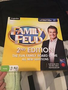 Family Feud Board Game Kardinya Melville Area Preview