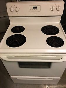 Frigidaire stove 30 inch