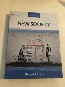 New Society textbook