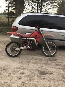 1988 cr125r, read description, tons of new parts