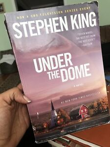 Stephen King- Under the Dome
