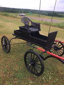 Horse Buggy Kijiji In Ontario Buy Sell Amp Save With