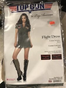 Costumes d'halloween top gun